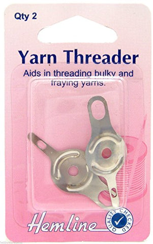 Hemline Yarn Wool Threader
