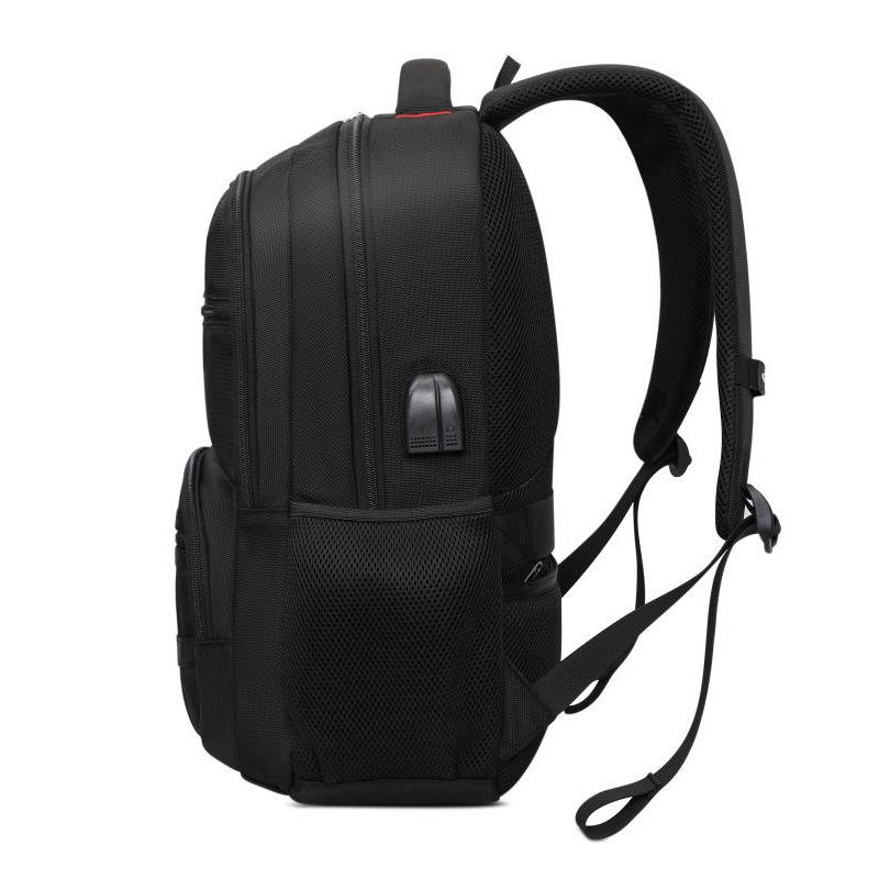 New Fashion Casual Backpack USB Rechargeable Waterproof Wearable Backpack Computer Backpack