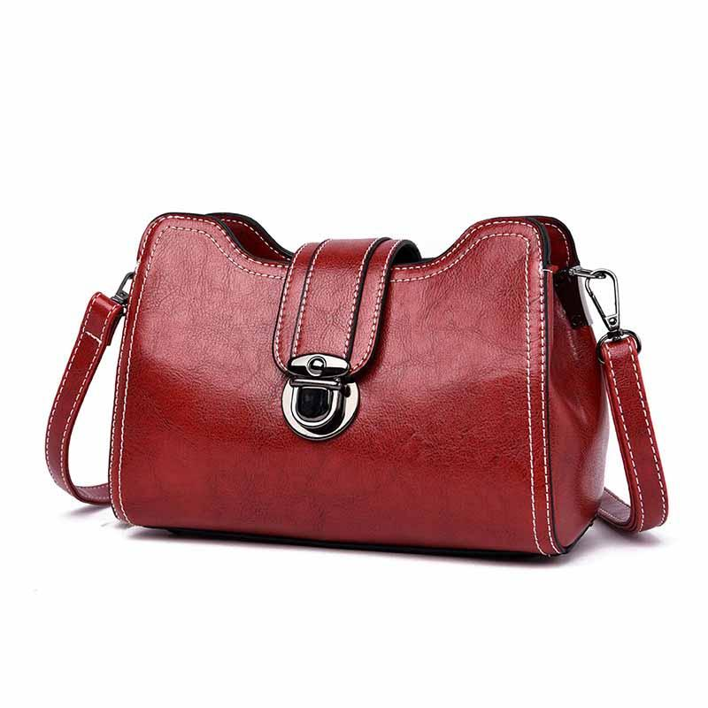 2020 new retro Japanese style popular women's shoulder bag