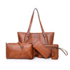2020 New European and American Fashion Women's Single Shoulder Set Bag