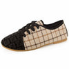 Canvas wild super hot tendon sole shoes