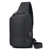 2020 new spring and summer leisure multi-layer storage outdoor riding chest bag
