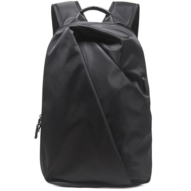 New Simple Fashion Trend Casual Student Bag Personalized Travel Backpack Computer Bag