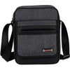 Multifunctional men's outdoor waterproof cross-bag joker bag