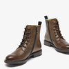 New Martin boots women's autumn and winter British wind short boots flat leather short boots