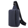 Men's outdoor single-shoulder bag stylish Fanny pack waterproof sports cross-body bag