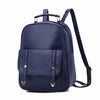 2020 New PU Leather European and American Style Women's Backpack