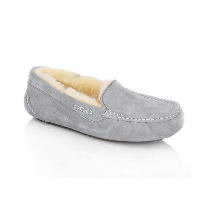Winter sheep fur-and-leather peas shoes female shallow mouth leather home cotton shoes flat lazy driving shoes