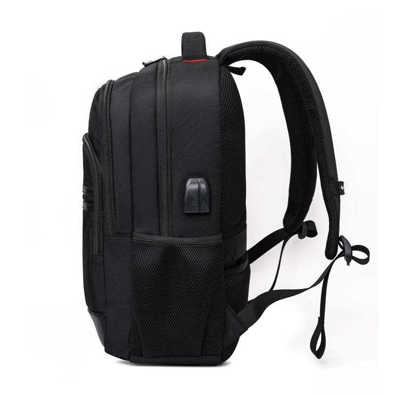 New Fashion Casual Backpack USB Charging Waterproof Wearable Backpack