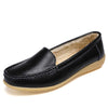 Autumn and winter new non-slip plus velvet warm lazy women's cotton shoes