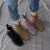 2019 autumn and winter new British style wild plus velvet warm ladies socks boots Martin boots