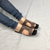Literary T-type lightweight flat with female sandals