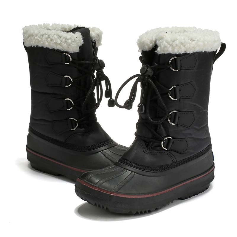 Winter new children's fashion casual waterproof warm and comfortable snow boots