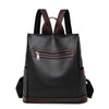 2020 New Retro Style PU Leather Pop Soft Face Women's Backpack