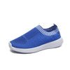 Flying woven mesh breathable sports girls casual mesh tide shoes