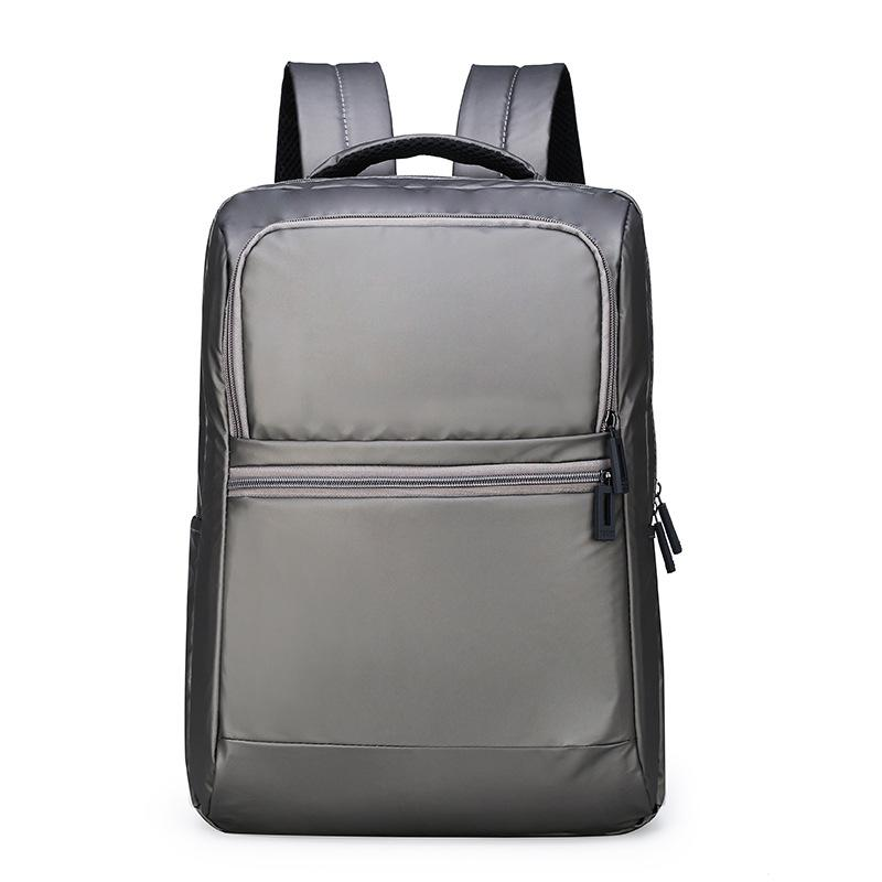 New backpack large capacity travel simple computer backpack business casual student fashion trend schoolbag