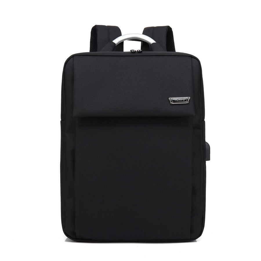 New leisure travel backpack USB charging business computer bag student outdoor backpack