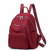 2020 new Korean style solid color popular women's backpack