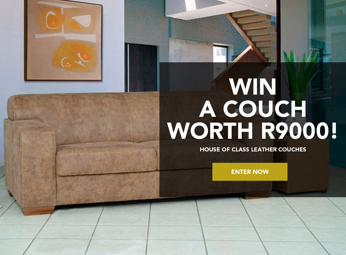 Win a Couch worth R9000