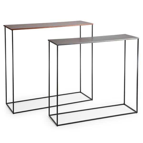 La Forma Vilmu Set of 2 Console Tables