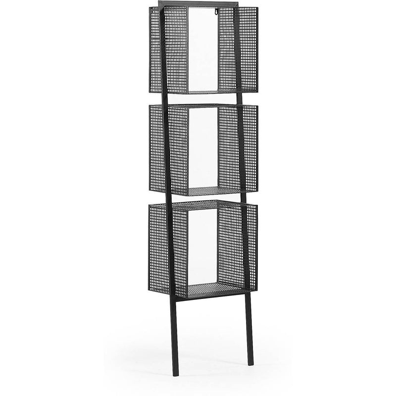 La Forma Tulson Shelf Metal Black