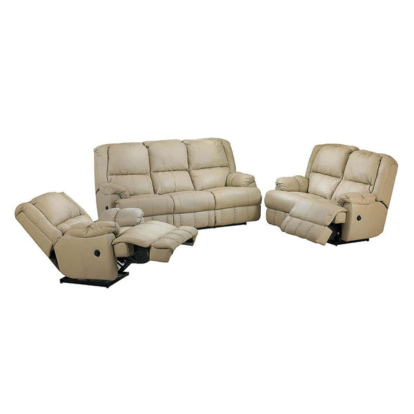 Alpine Madison 3 Piece Lounge Suite