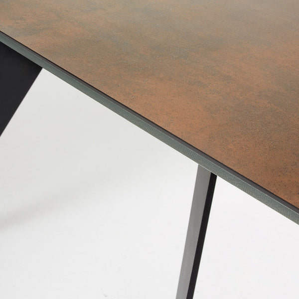 La Forma Nack Dining Table with Porcelain Top 200x100