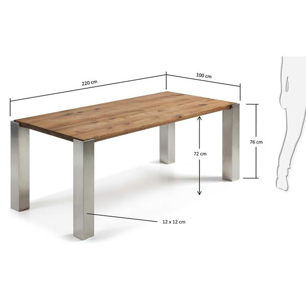 La Forma Ulric Dining Table