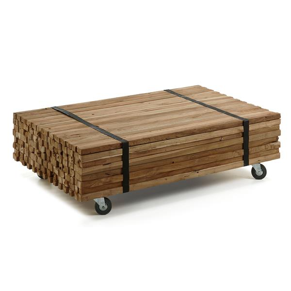 La Forma Irma Coffee Table Teak Wood
