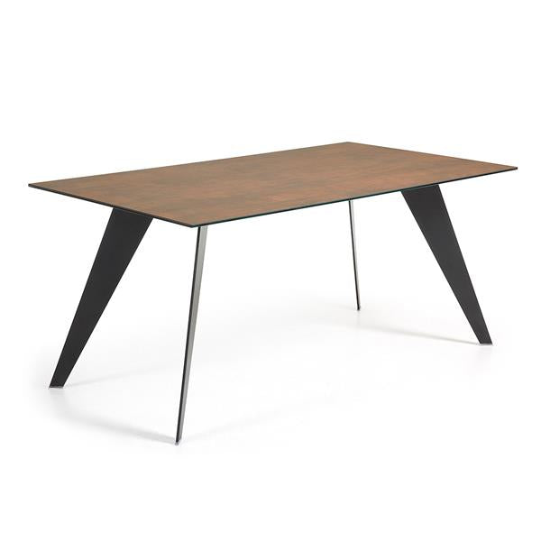 La Forma Nack Dining Table with Porcelain Top 180x100