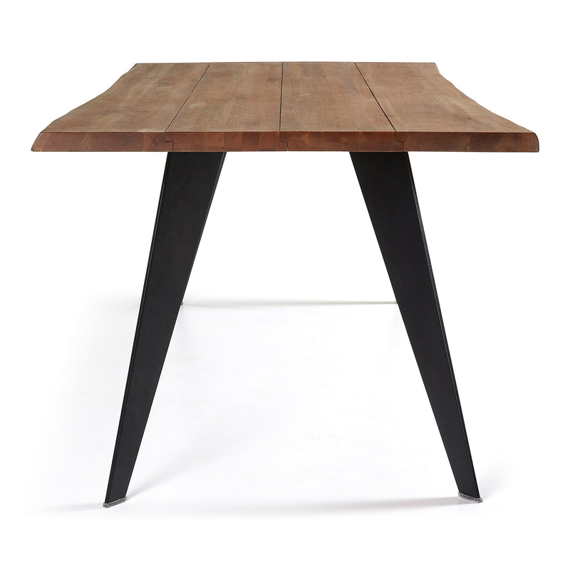 La Forma Nack Dining Table with Oak Top 180x100