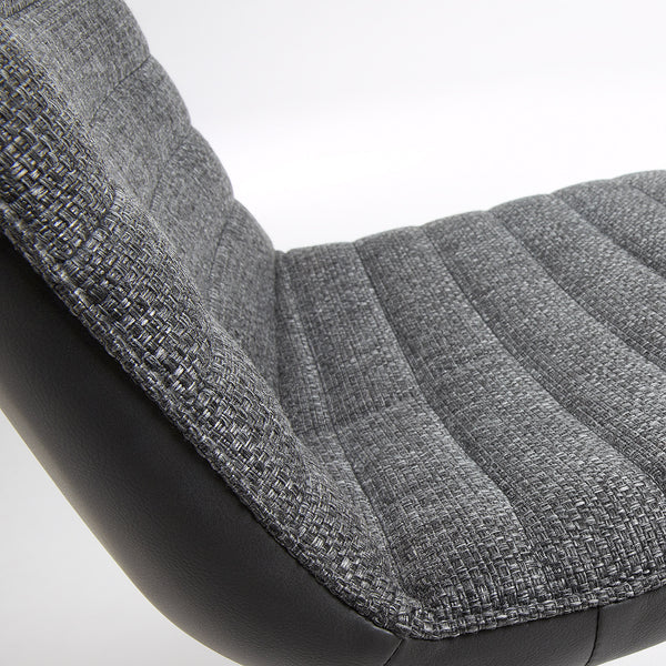 La Forma Trass Chair Dark Grey