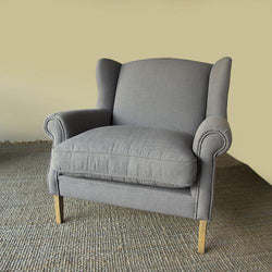 Manhattan Wingback Chair