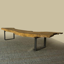 Matumi Wood Coffee Table