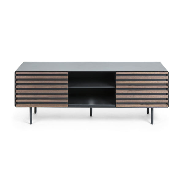 La Forma Mahon TV Cabinet in Walnut Veneer