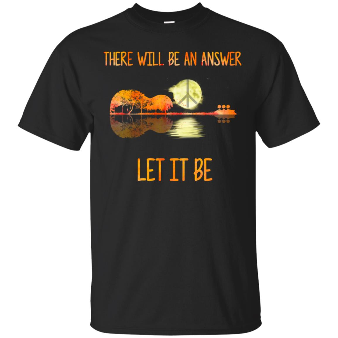 There Will Be An Answer Let It Be Guitar