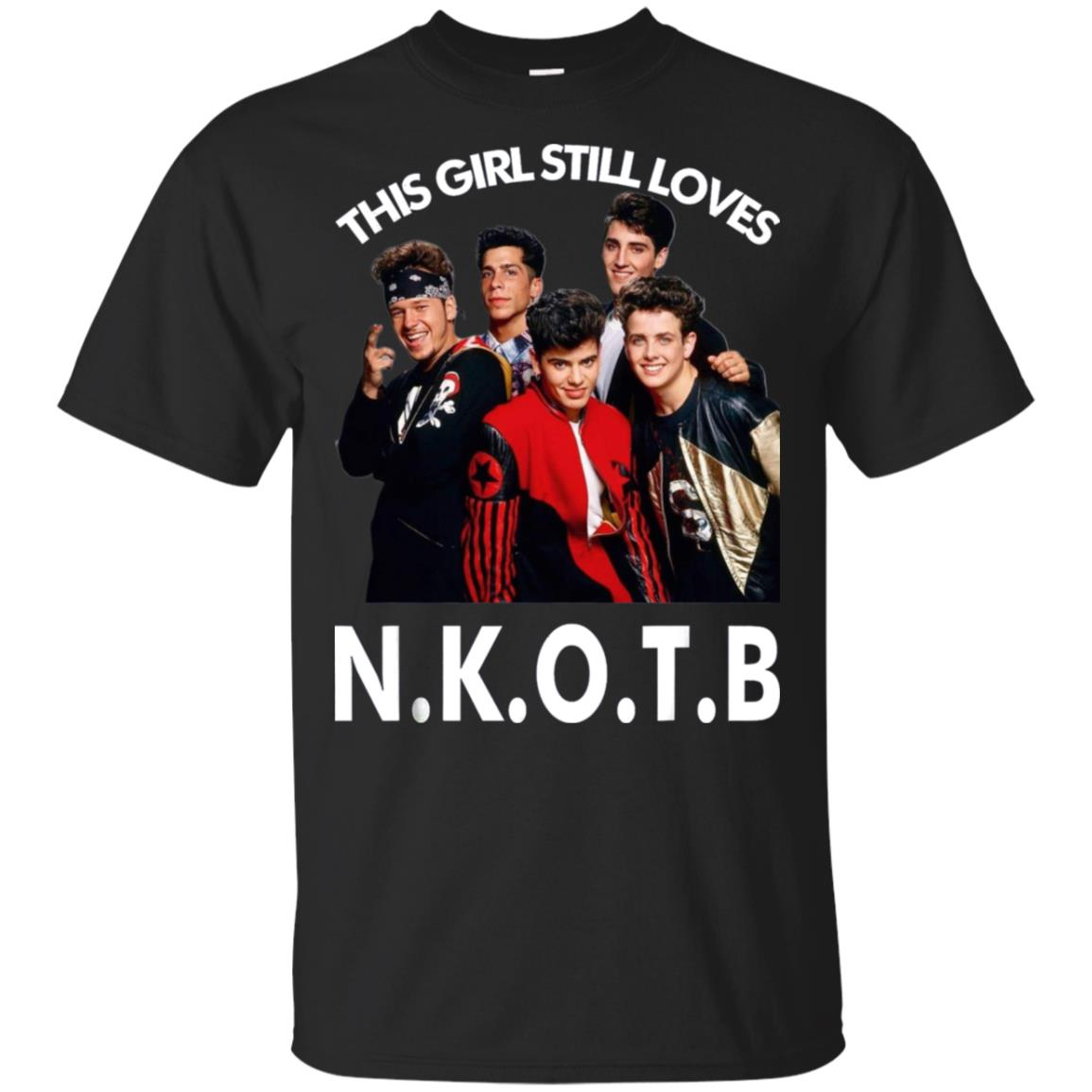 This girl still loves NKOTB