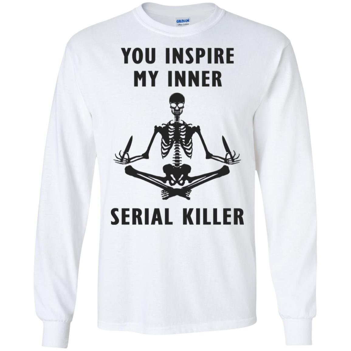 Skull You inspire my inner serial killer