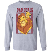 The lion king dad goals