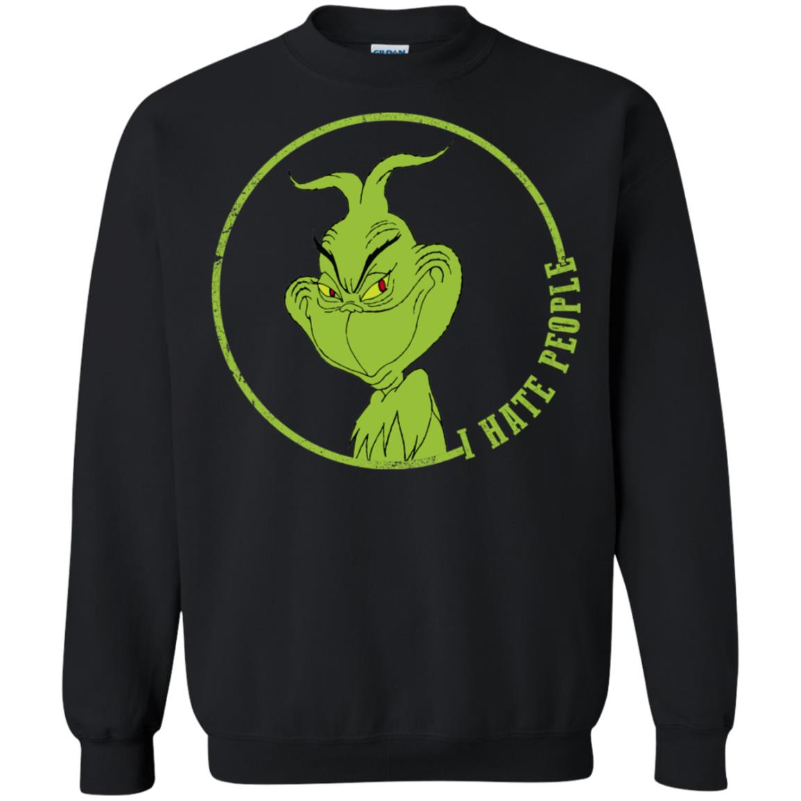 The Grinch I Hate People