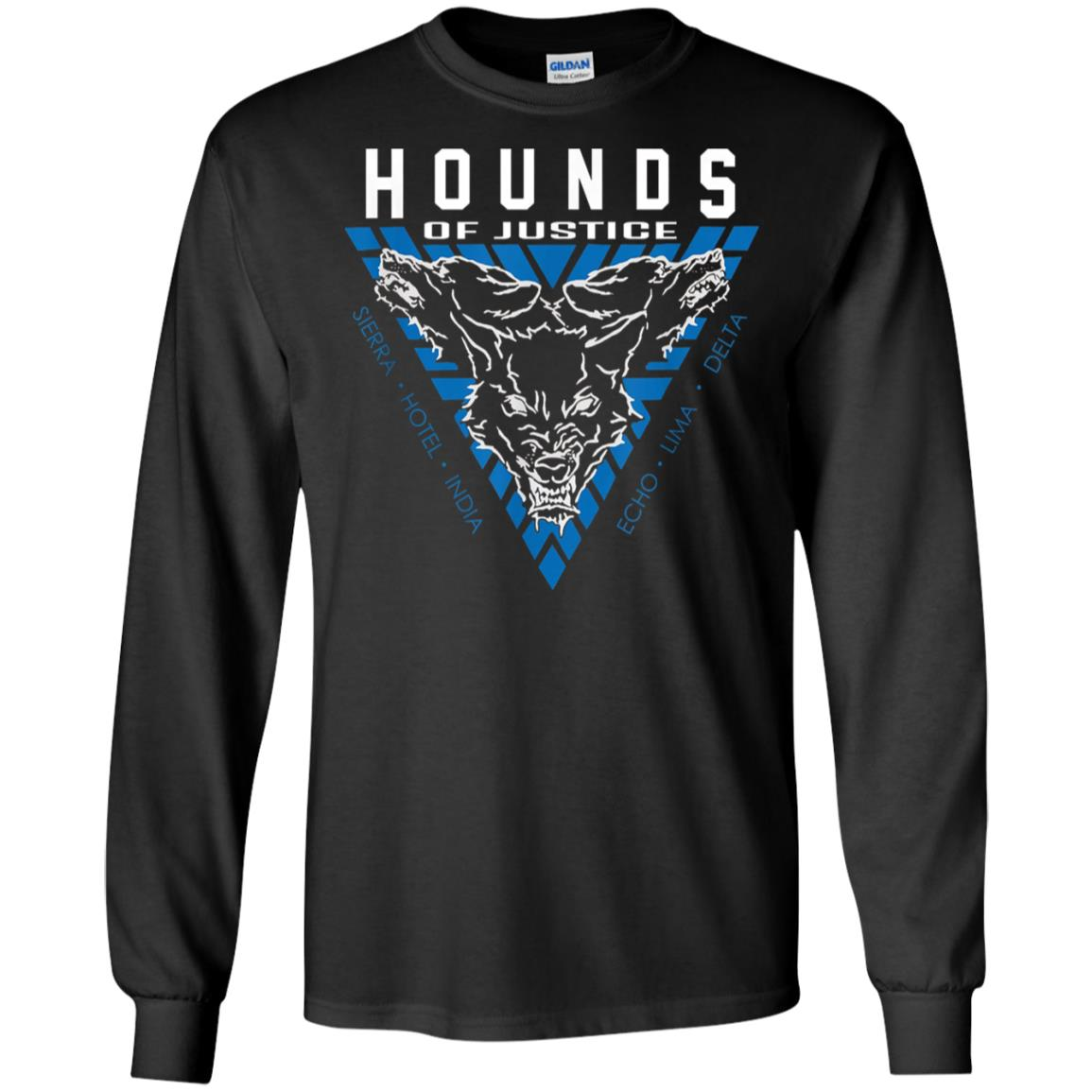 The Shield Hounds of Justice Authentic