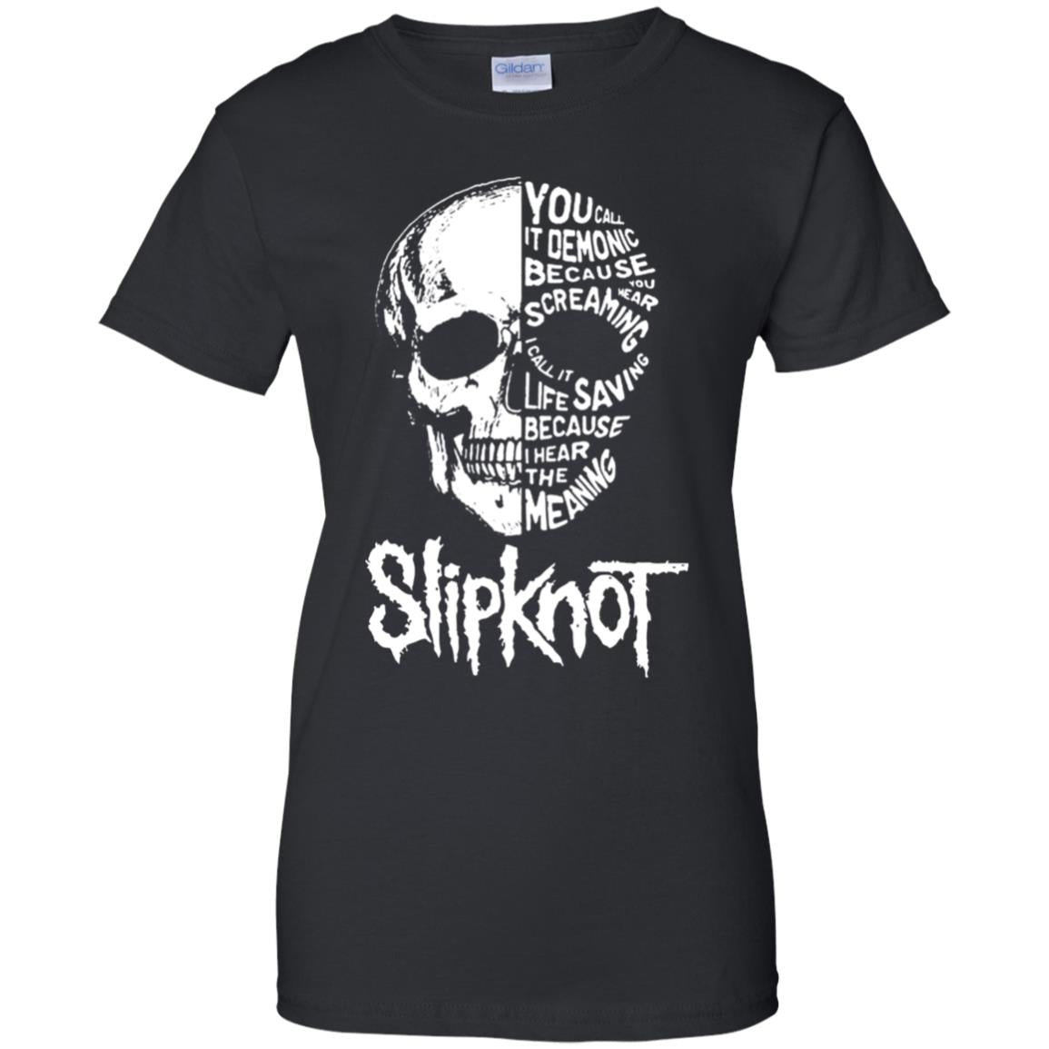 Skull you call it demonic because you hear screaming i call it