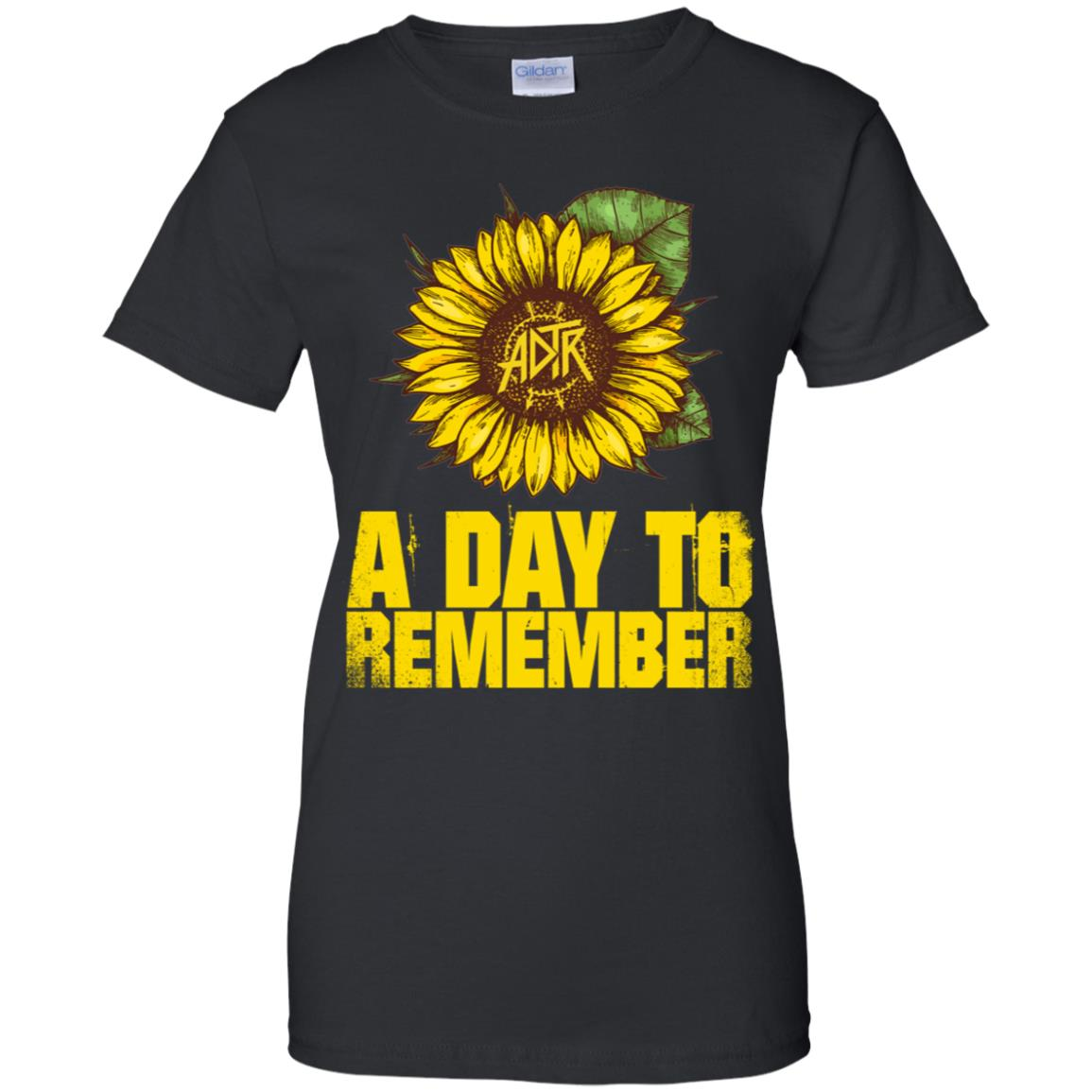 Sunflower A Day To Remember