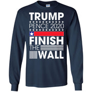 Trump Pence 2020 finish the wall