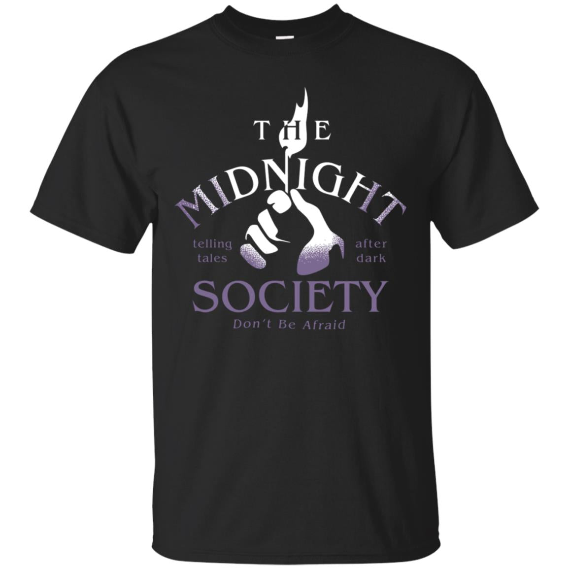 The midnight telling tales after dark society don't be afraid
