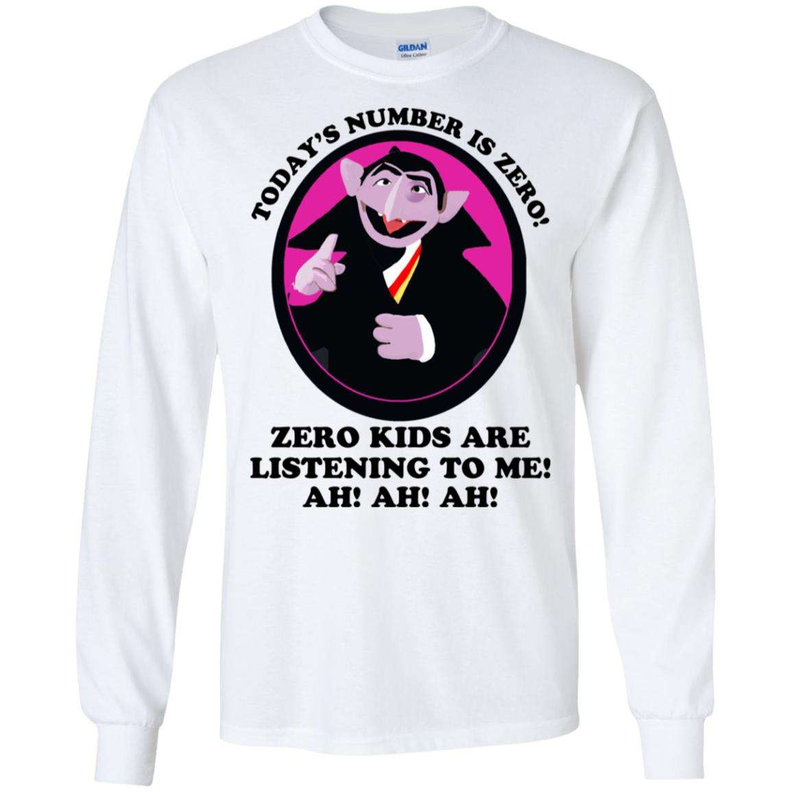 Todays Number Is Zero Zero Kids Are Listening To Me Ah Ah Ah
