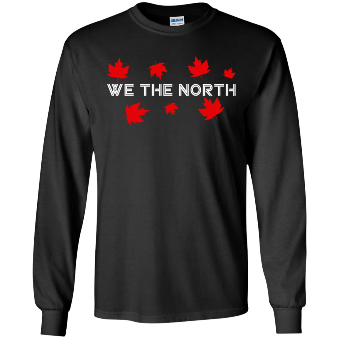 We the North Canadian Maple Leaf