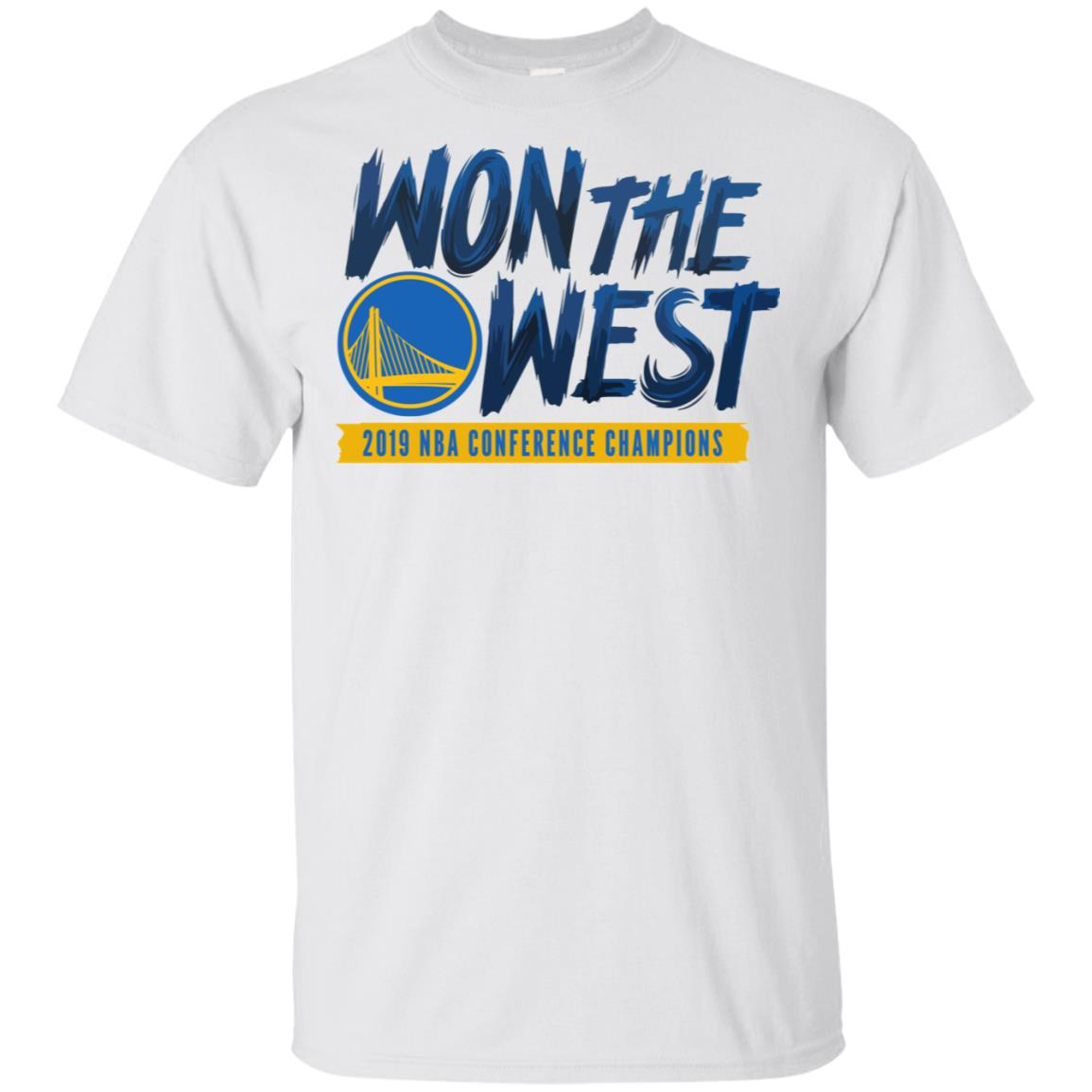 Warriors Won the west