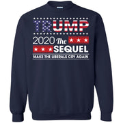 Trump 2020 the Sequel make the liberals cry again