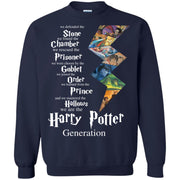 We defended the Stone we found the Chamber we are the Harry Potter Generation